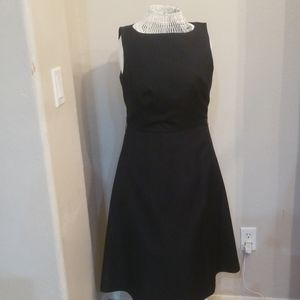 Worthington little black work dress
